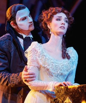 The Phantom and Christine Daae meet again at Coney Island.