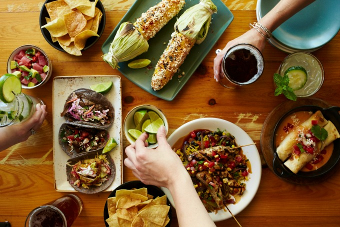 Look for Latin dishes like these when Babalu Restaurant opens on Peachtree Street in Midtown. Photo: Babalu Photography