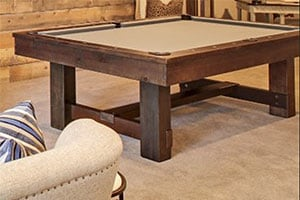 breckenridge pool billiards table