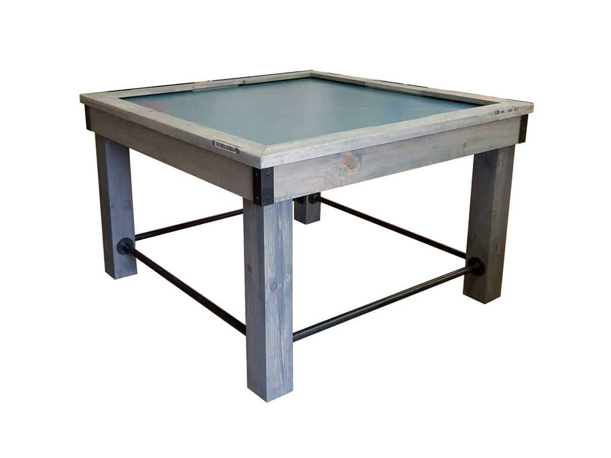 air hockey pub table