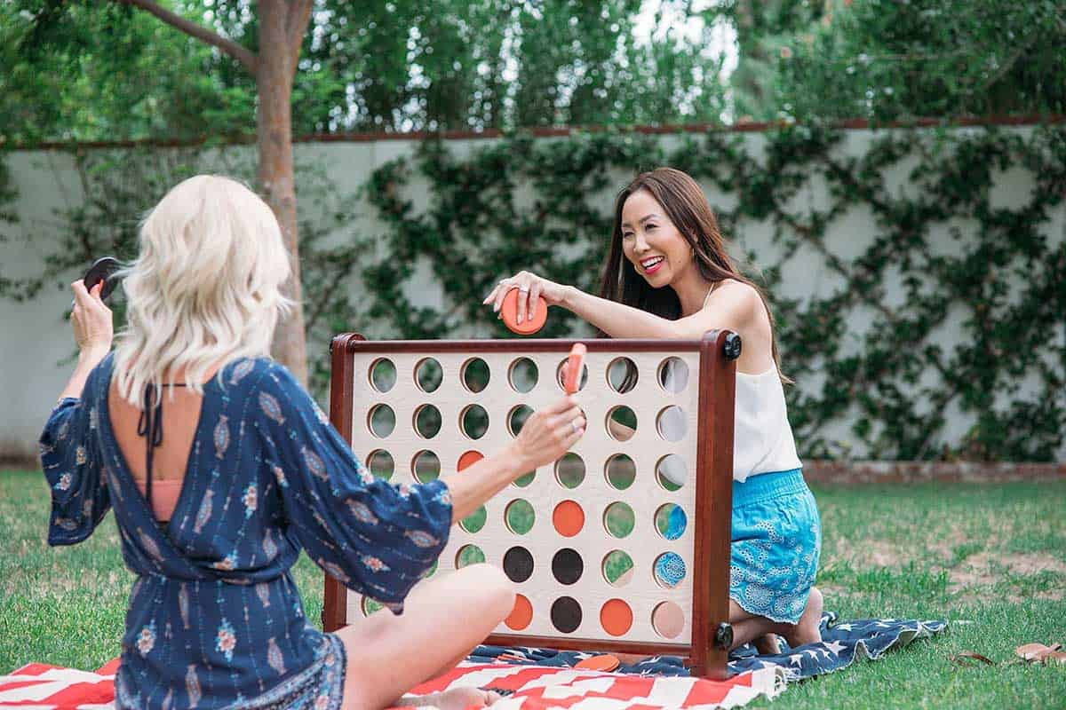 giant 4 in a row connect 4