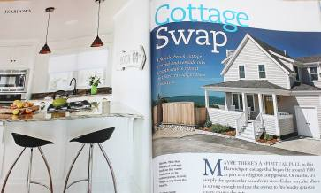 As seen in the Summer 2014 Edition of Home Remodeling Magazine.