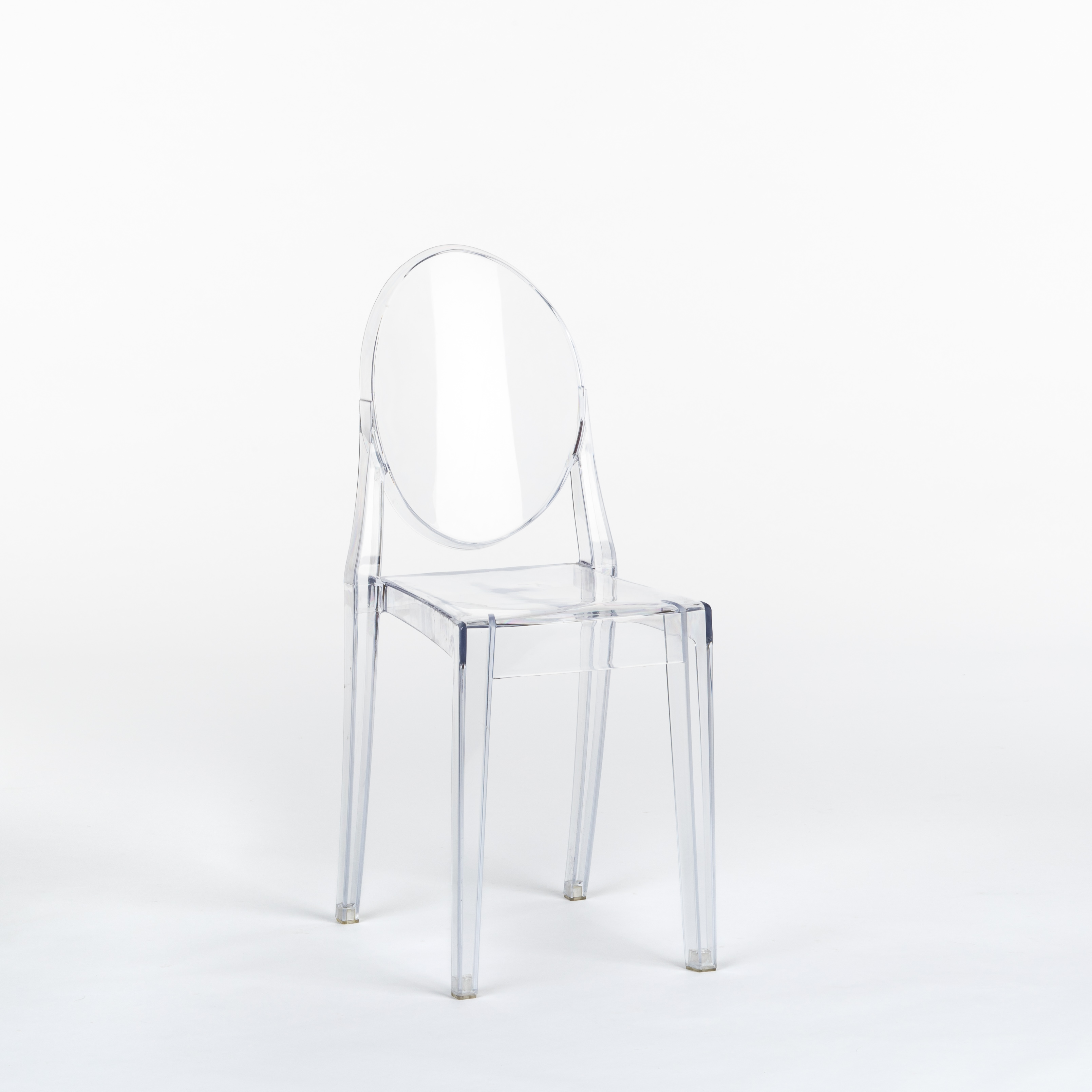 kids ghost chair dining booster seat clear acrylic encore events rentals