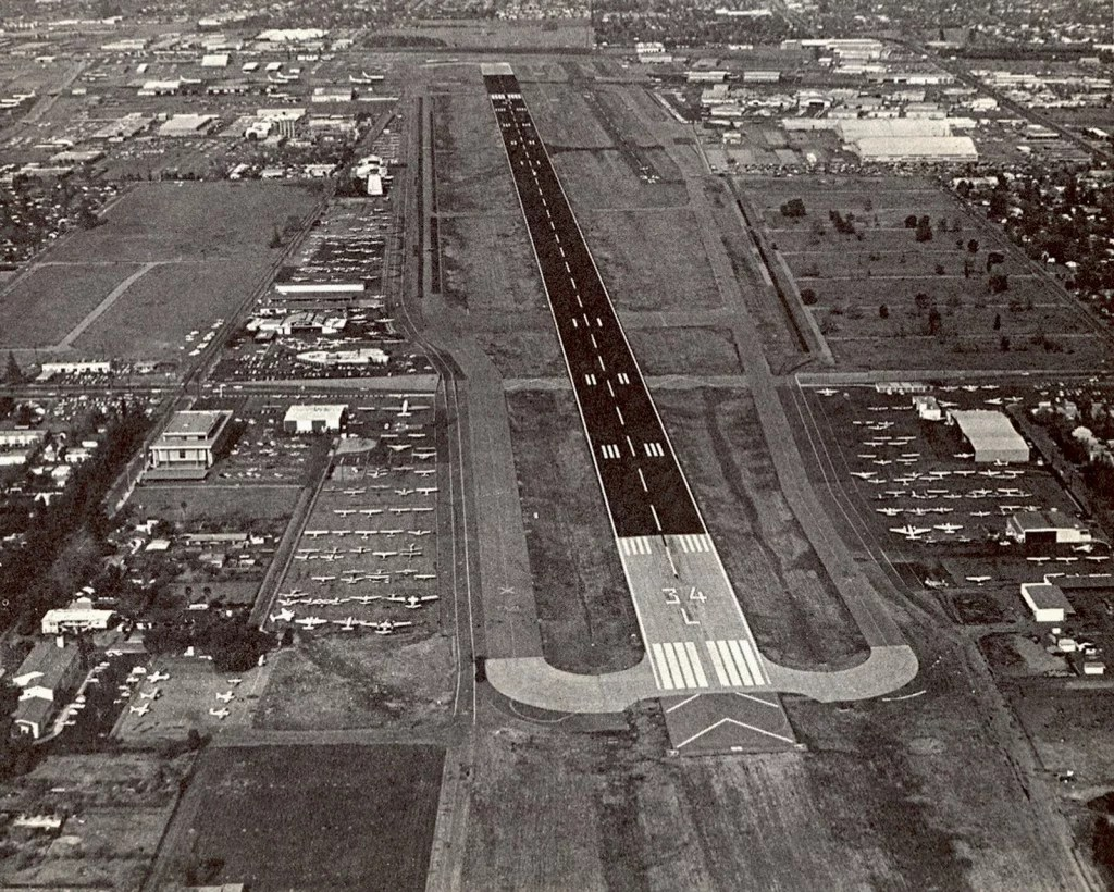 Van Nuys Airport History