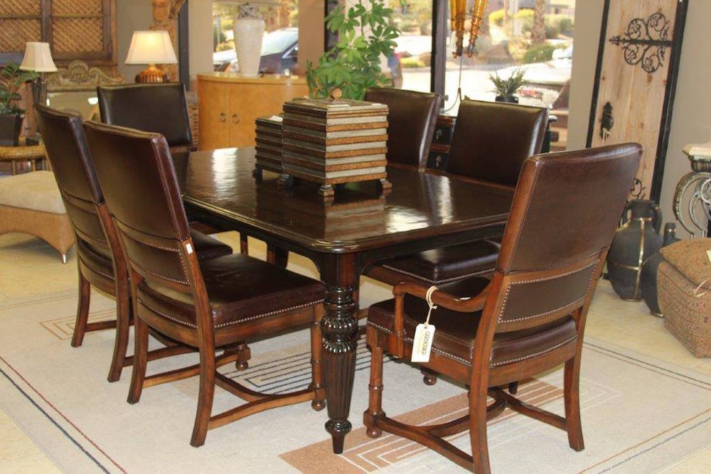 High Quality Dining Room Table and Chairs  Encore Consign