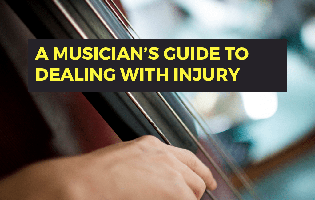 Musicians Guide to Dealing with Inhury