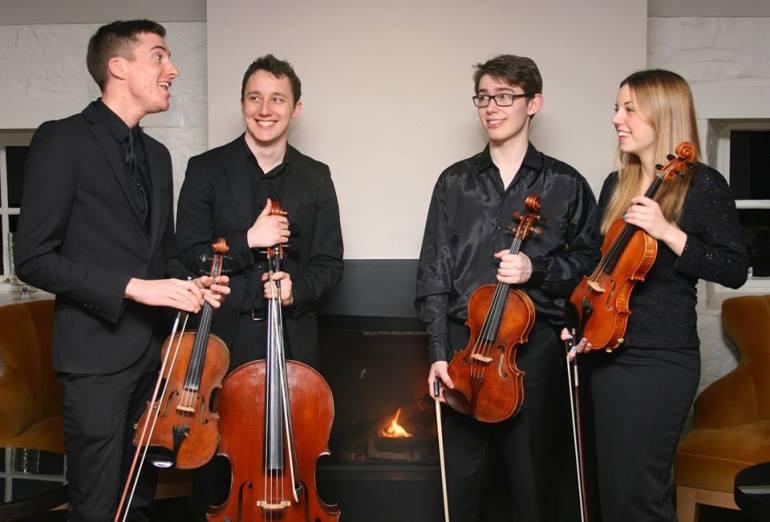 Firebird String Quartet