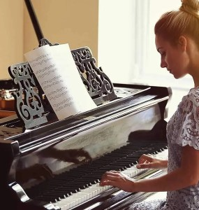 Encore pianist