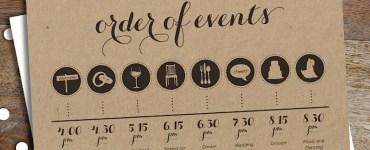 Wedding Day Timeline - Encoremusicians.com