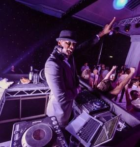 Wedding DJ Knight