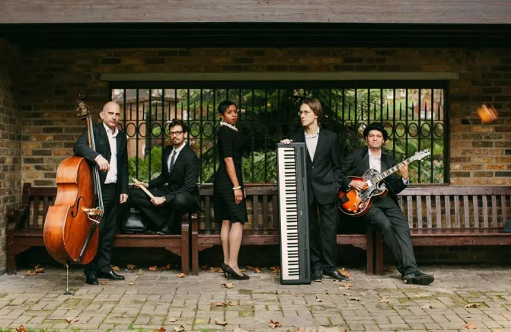 Jazz Lane are a versatile jazz band available on Encore for events around England