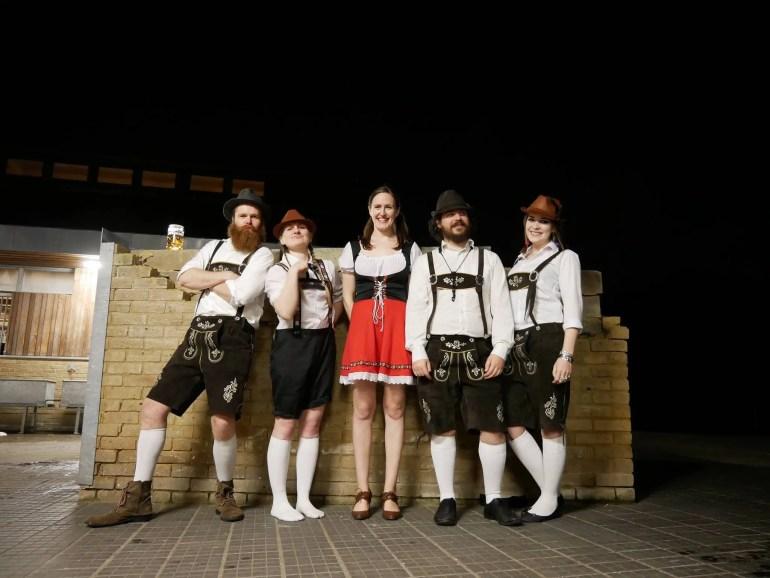 Encore oompah band, Deutsch Blasmusik