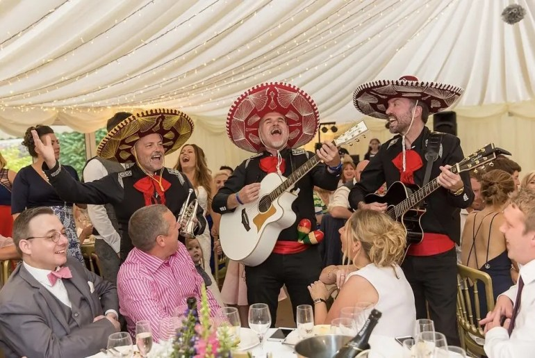 Beato Burrito - Mariachi Band available to hire through Encore