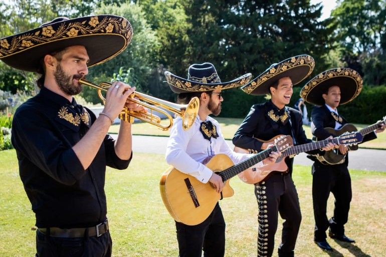 Mariachi Band available to hire through Encore