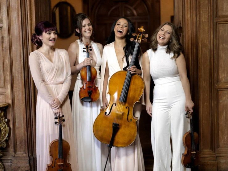Wedding String Quartet for Hire