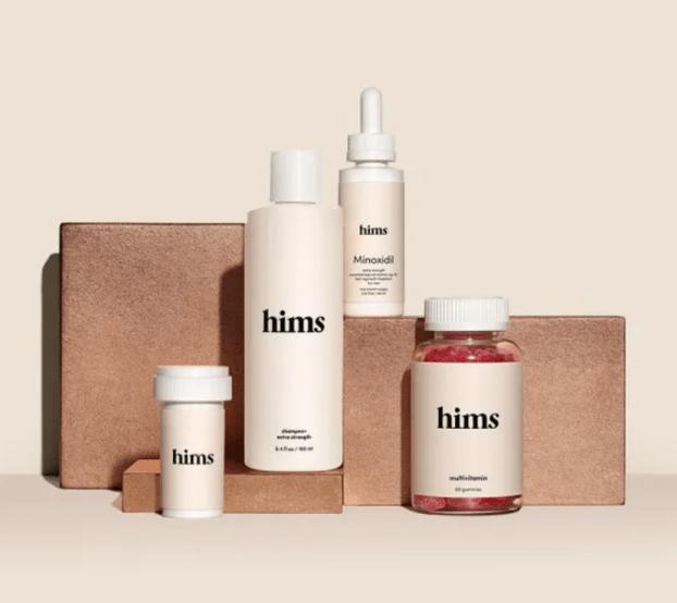 Hims Hair Pack for Men - Ultimate Hair System