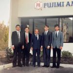 photo of 5 people outside of Fujimi America
