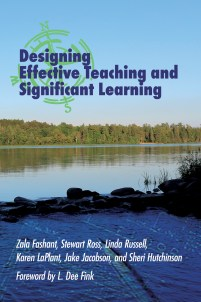 book cover of Designing Effective Teaching and Significant Learning