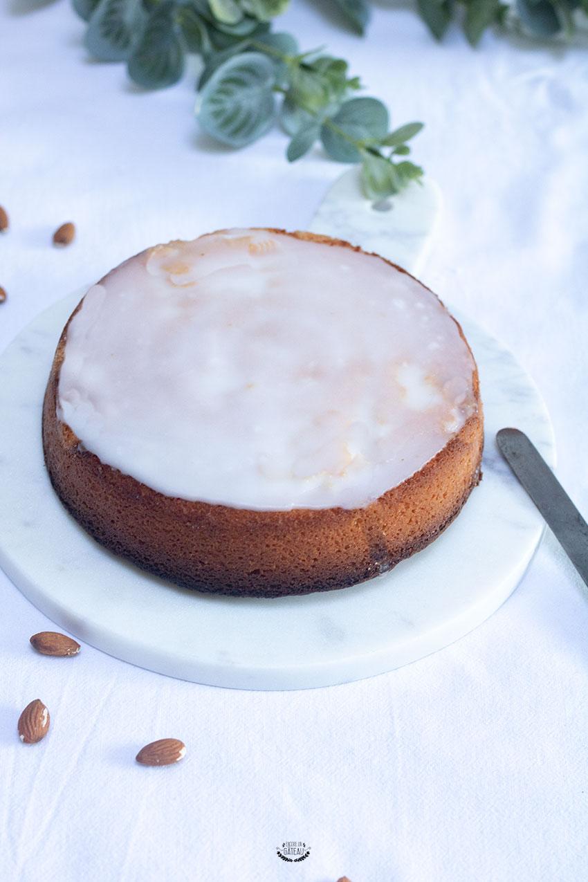 Glacage Sucre Glace Eau : glacage, sucre, glace, Gâteau, Nantais, Recette, Traditionnelle