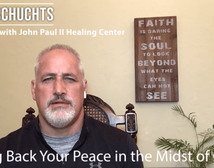 Taking Back Your Peace in the Midst of Chaos - Bart Schuchts