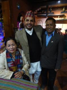 Goamaya, Hari and Shivaram Bogati
