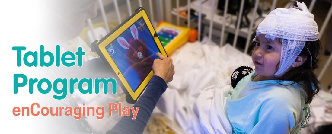 enCourage Kids Tablet Program