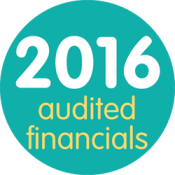 enCourage Kids 2016 Audited Financials