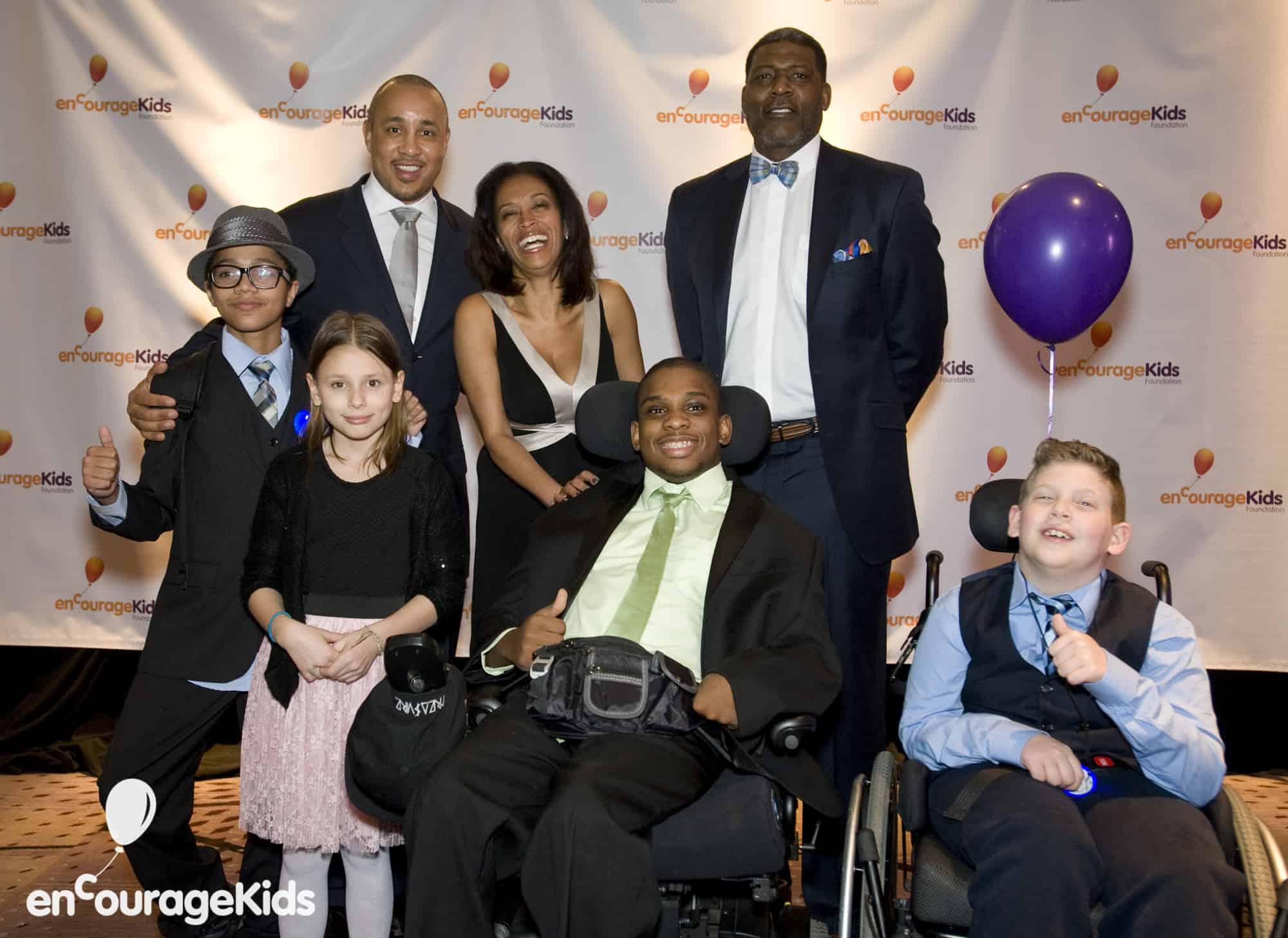 enCourage Kids Foundation Gala