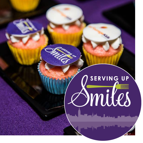 Serving Up Smiles