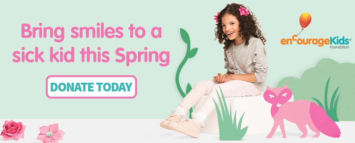 enCourage Kids Spring Appeal