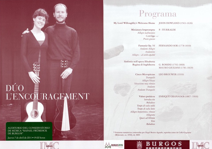 "Conservatorio Profesional de Música ""Rafael Frübehck"" de Burgos"
