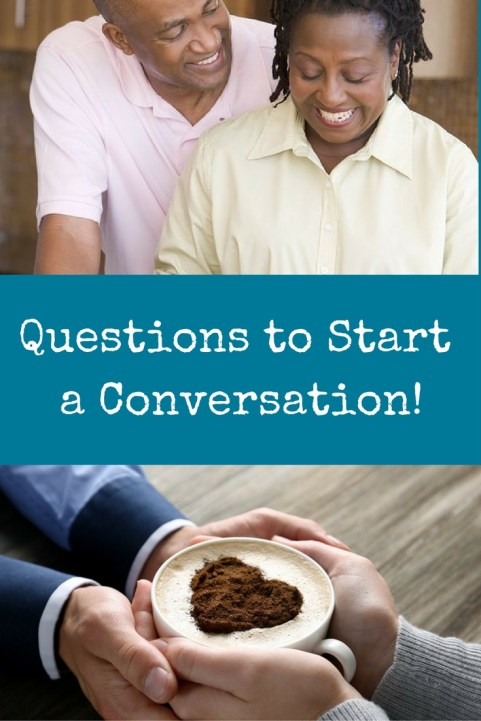 Charming idea good questions to ask to start a conversation opinion you