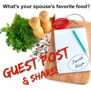 Guest Post Favorite Recipe
