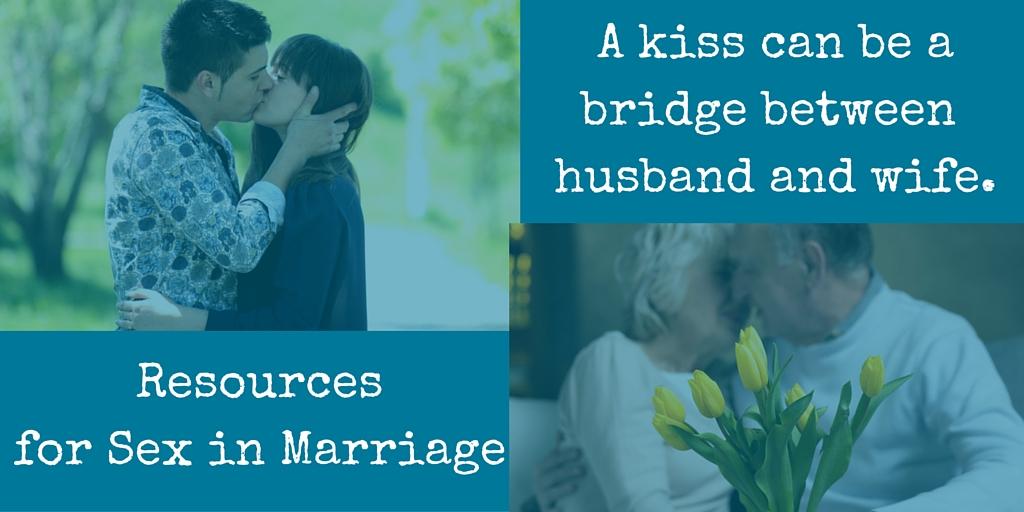Kiss Your Spouse to Build a Bridge