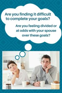 Having difficulty with goals - maybe you need a shared vision before you work on goals (1)