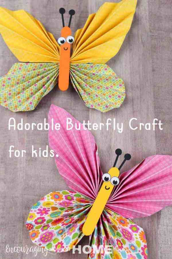 Transitions Preschoolers Butterfly Year Of Clean Water