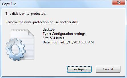 Make Write Protection USB/SDCARD - Team Encrypt