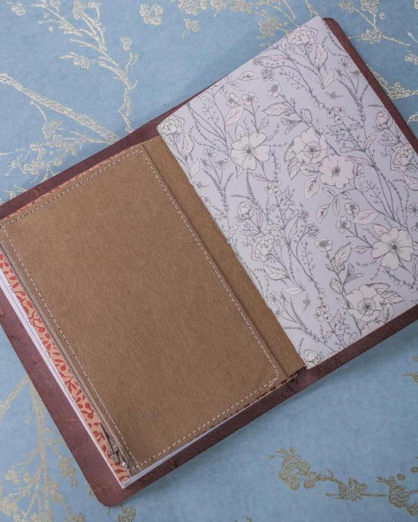 carpeta midori notebook