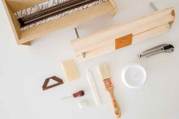 kit para encuadernaciones artesanales