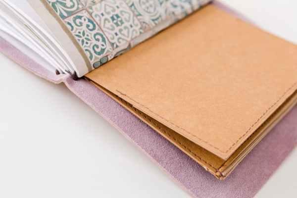 notebook midori personalizado