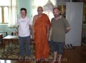 Audición con el Lama de Pathein