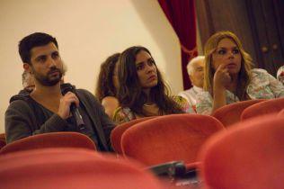 Público participa en el coloquio.