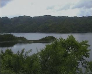 El viejo y el lago
