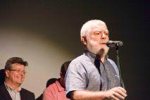 El crítico Jorge Gorostiza presenta a Jose Mari Goenaga.