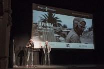Emilio Ramal Soriano presenta a Víctor Moreno.
