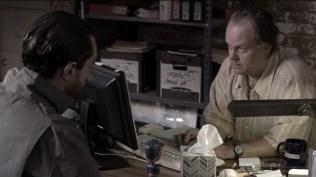Larry Fessender intrepreta al jefe de Larry.