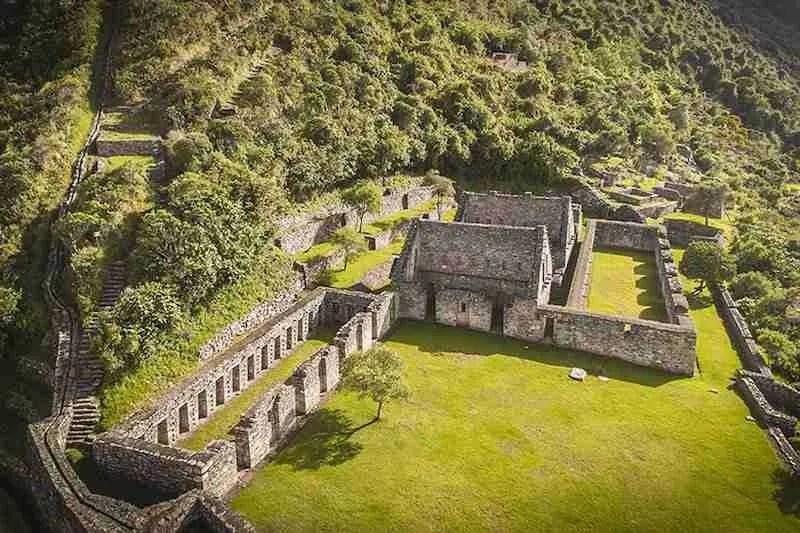 Choquequirao Trek to Machu Picchu, , Choquequirao Vilcabamba Trek to Machu Picchu