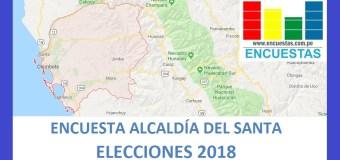Encuesta Alcaldía del Santa – Julio 2018