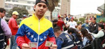 Venezolanos en el Perú serán censados hasta fin de año