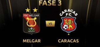Copa Libertadores 2019: Melgar vs Caracas EN VIVO